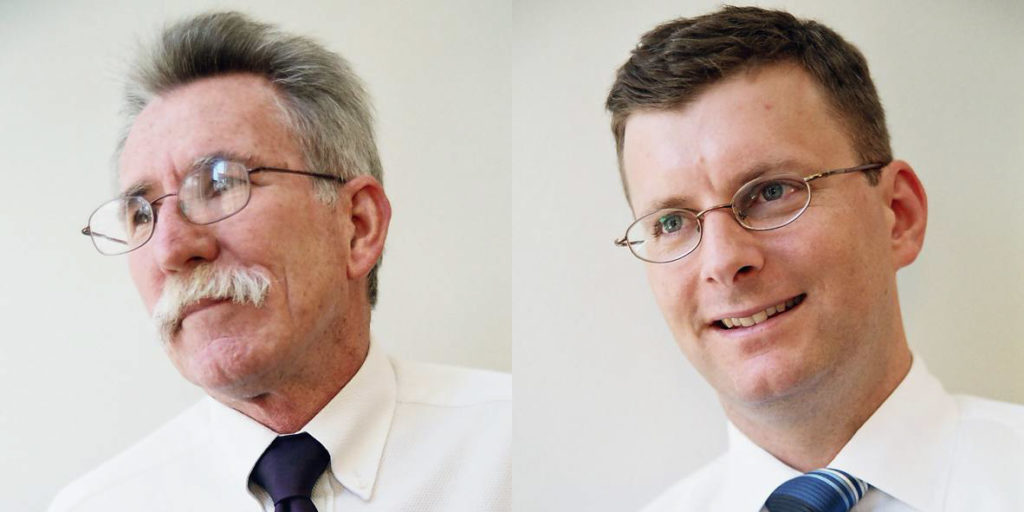 Brendan Power and Martin Gallagher both join as Partners