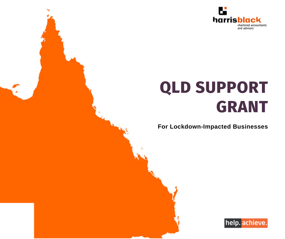 2021 COVID-19 Business Support Grants For Lockdown-Impacted Businesses In Queensland